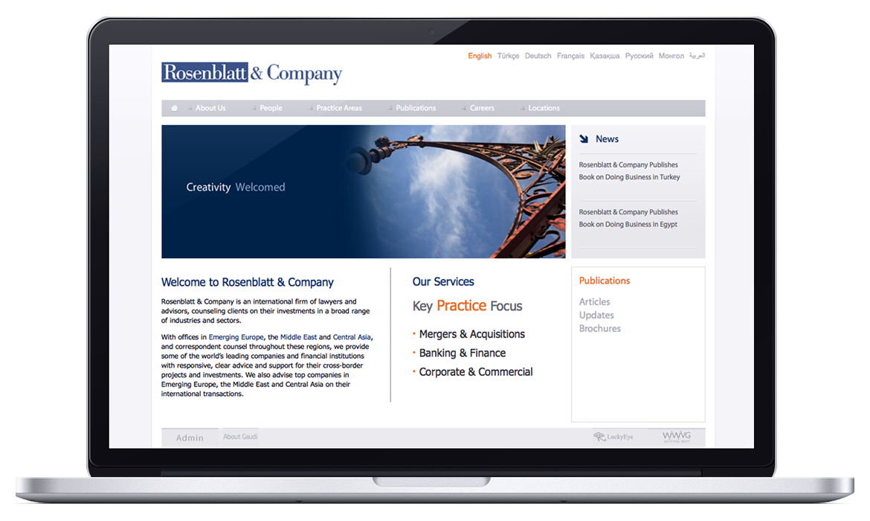 Rosenblatt & Company