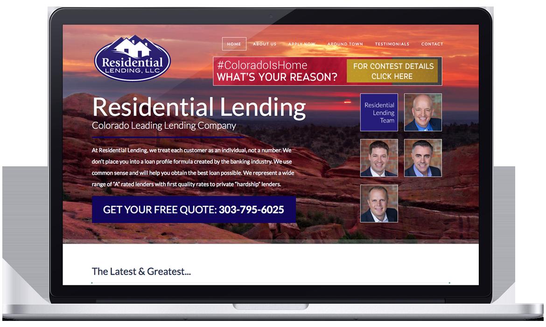 Residential Lending